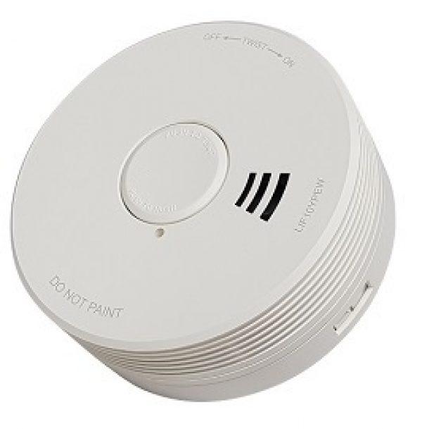photoelectric wireless smoke alarm