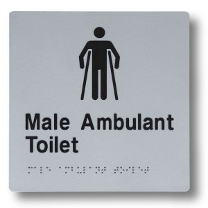 Braille - Ambulant Signs