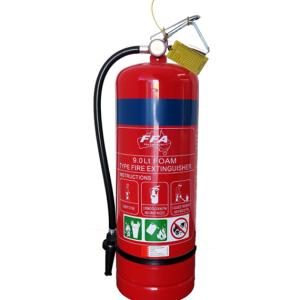Water/Foam Fire Extinguishers