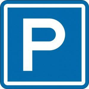 Regulatory Parking Sign
