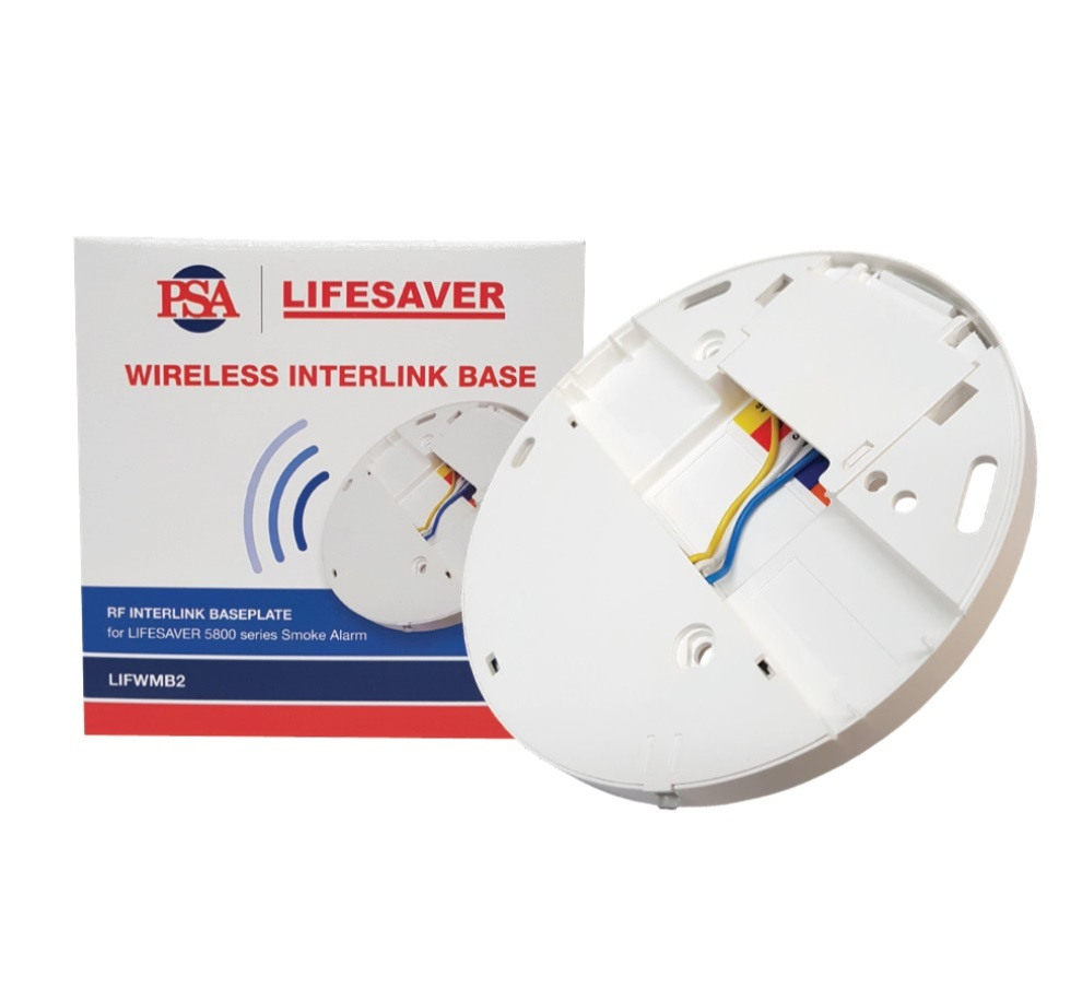 Wireless Interlink Baseplate For