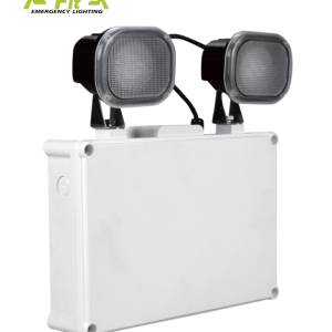 LED Twin Spotlights