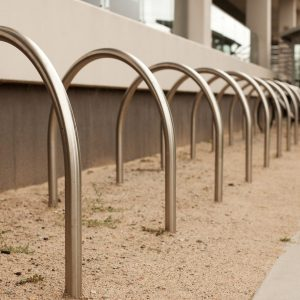 Hoop Bike Racks