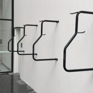 Wall Mounted Bike Racks