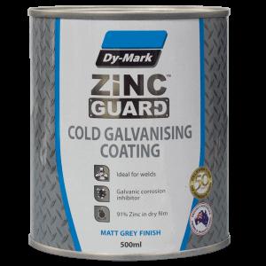 zinc guard galvanising paint