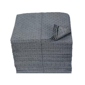 black general absorbent pads for spill kits