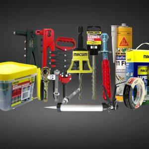 Tools & Fasteners